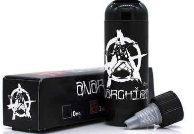 Black E-Liquid by Anarchist Review