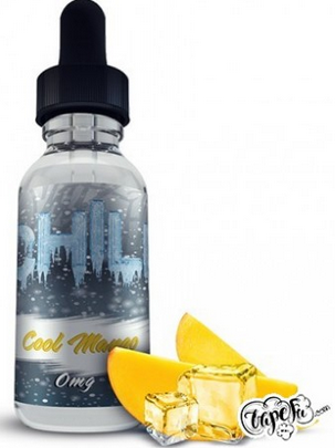 Chill's Cool Mango E-juice Review