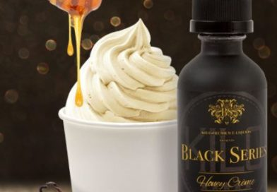 Kilo Black Series Honey Creme E-juice Review