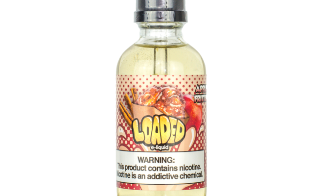 Apple Fritter E-Juice by Loaded Review