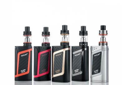 Smok 220W Alien Kit Review