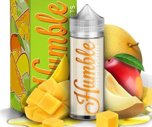 Humble Juice Co. Sweater Puppets E-Juice Review