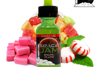 Pluto E-Liquid by Space Jam Review