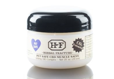 Pet Salve 600mg Full Spectrum by Herbal Fracture Review