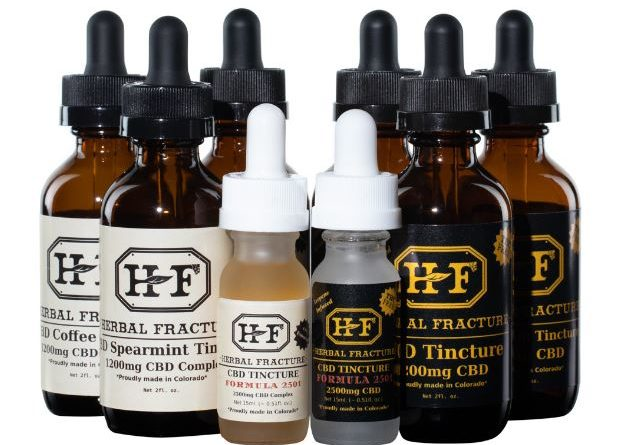 Herbal Fracture CBD Tincture for Anxiety: A Review