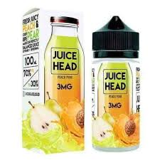 Juice Head Peach Pear Ejuice – Review