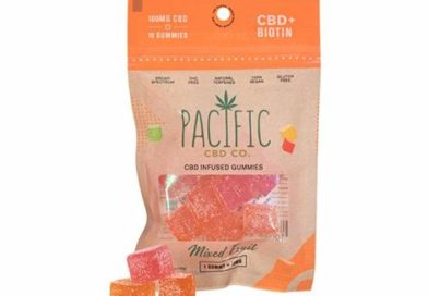 CBD Biotin Gummies by Pacific CBD Co. Review